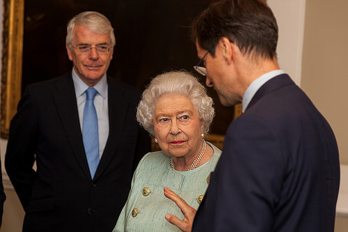HM The Queen formally launched the Queen Elizabeth II Academy for Leadership in International Affairs at Chatham House