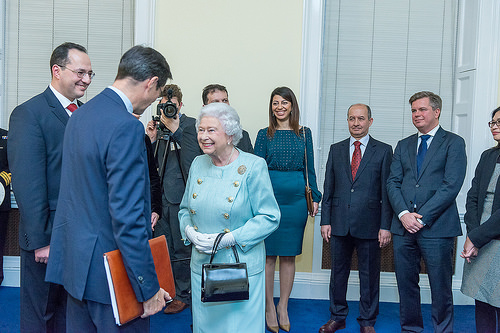 Launch of the Queen Elizabeth II Academy for Leadership in International Affairs