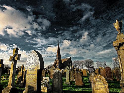 Layton Graveyard