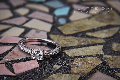 Rachel's Engagement Ring