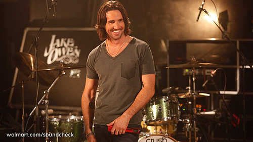 Jake Owen on Walmart Soundcheck