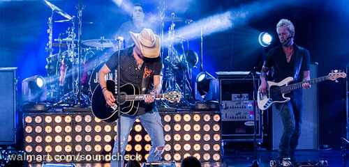 Jason Aldean LIVE Walmart Soundcheck Concert at Avalon Hollywood November 2012