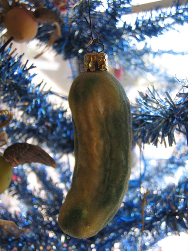 Glass Pickle