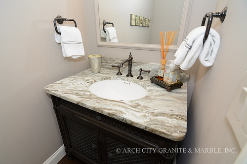 Bathroom Granite