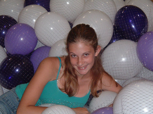 Beth and Balloons
