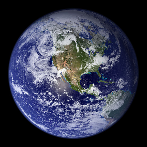 Blue Marble - 2002