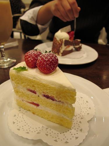 Cake cafe.