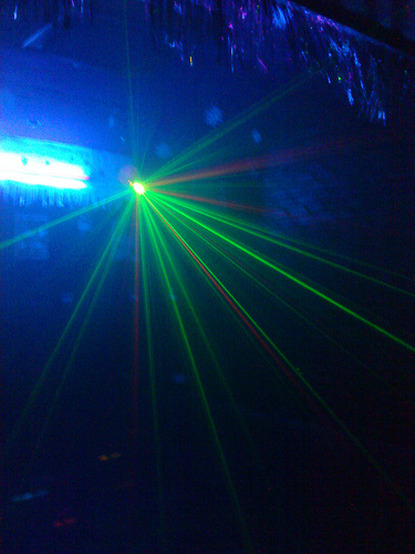 Dance light