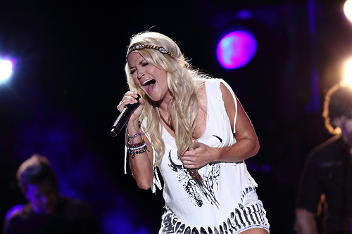 Carrie Underwood - LP Field - CMA Fest 2013 - Nashville, Tn 237