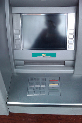 ATM (Automatic Thievery Machine)