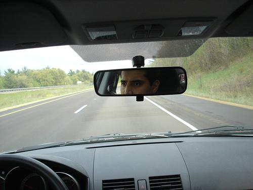 Driving....