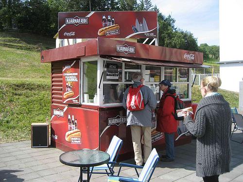 Fast Food at Akureyri