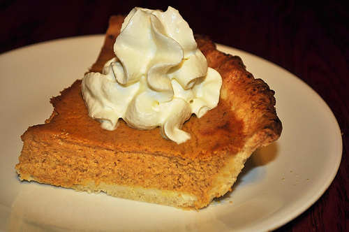 Mmm... I like pie.