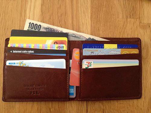 Japan wallet :D